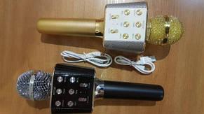 Беспроводной микрофон-караоке WSTER WS-1688, фото 2