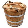 Ведро дубовое для солений 10 литров, фото 7