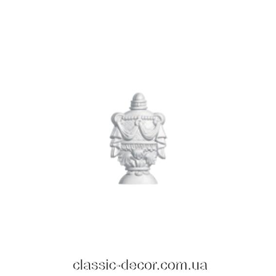Панно настінне, декоративне Classic Home W0175,ліпний декор з поліуретану.
