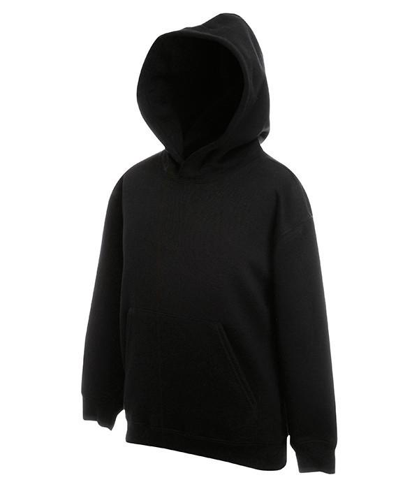Детская кофта Черный 128 см