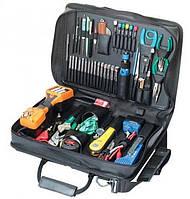 Набор инструментов для монтажа телекоммуникационных сетей PK-4020B в кейсе  Pro'sKit