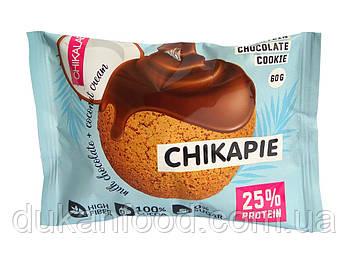 Chikalab  Протеиновое печенье КОКОС С НАЧИНКОЙ
