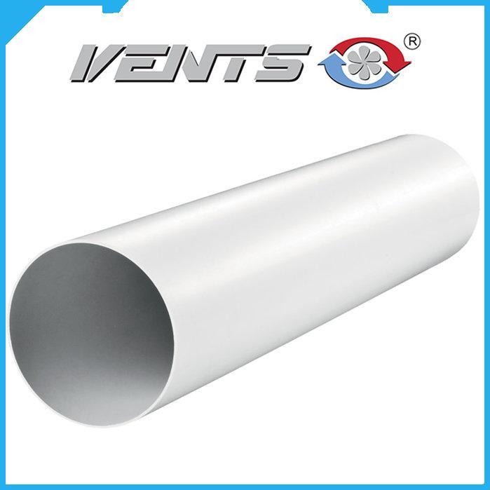 Канал вентиляционный круглый VENTS Ø125мм х 1.0м