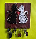 """Ключница """"Инь и Янь"""" - замечательный подарок на новоселье, фото 2"""