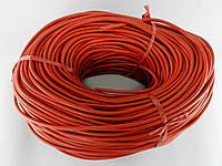 Бронепровод красный (1 метр)(112956)