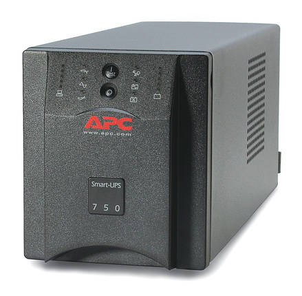 ИБП (UPS) линейно-интерактивный APC Smart-UPS 750VA (SUA750I), фото 2