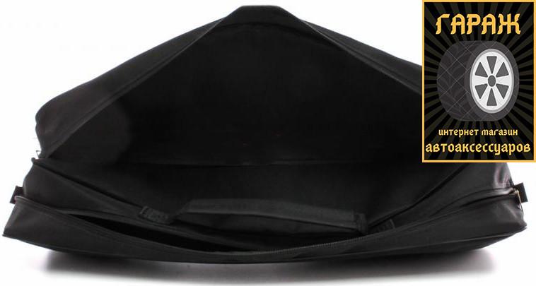 """Сумка в авто 2 отдела с логотипом SEAT черная  """"Beltex""""(лого термоплен)"""