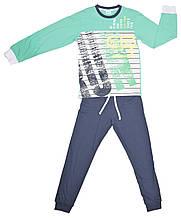Детская пижама для мальчика Tobogan Испания 19177533 Зеленый