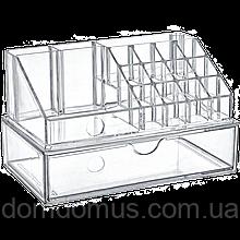 Косметический органайзер с выдвижным ящиком  22,5*12,5*8 см, Akay Bee, Турция