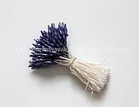 Тычинки для цветов «Фиолетовые маленькие»
