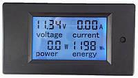 Вимірювач параметрів струму, ватметр, DC 100В, 20А
