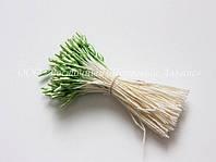 Тычинки для цветов «Светло-зеленые маленькие»