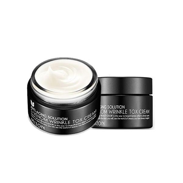 Змеиный крем с эффектом ботокса Mizon S-Venom Wrinkle Tox Cream