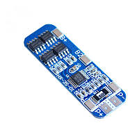 Контролер заряду - розряду 3-х Li-Ion акумуляторів, 18650, BMS 3S