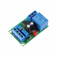 Автоматичний контролер заряду, 12В