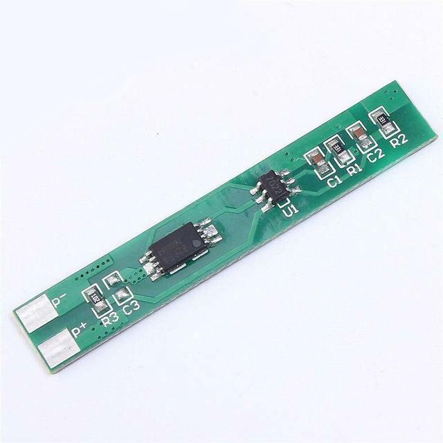 Контролер заряду - розряду 2-х Li-Ion акумуляторів, 18650, BMS 2S
