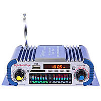 Підсилювач з MP3 плеєром
