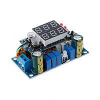 MPPT понижуючий стабілізатор струму і напруги