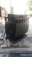 булерьян аква Тип-02 с баком 18 квт  ( буллер) двух контурный длительного горения