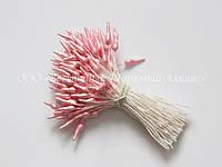 Тычинки для цветов «Розовые маленькие»