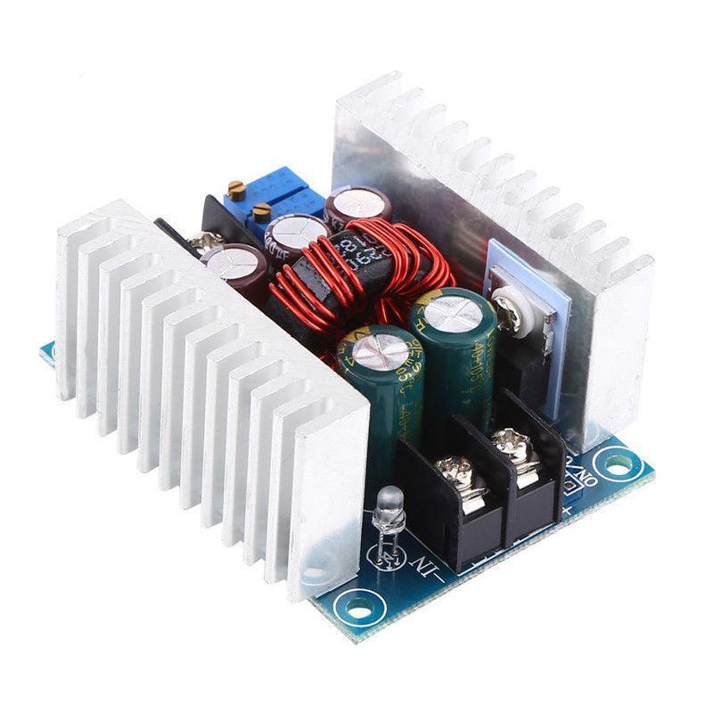 Понижуючий стабілізатор струму і напруги 300Вт 20A