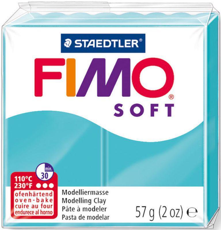 Пластика Soft, Мятная, 57 г, Fimo