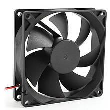 Вентилятор для компьютера, 80 мм, 12в