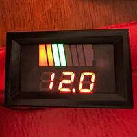 Індикатор рівня заряду автоматичний, 12 - 72В, фото 1