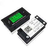 Ватметр постійного струму з Bluetooth, 300В, 100A, фото 2