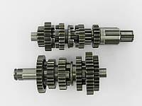 Коробка передач CG-125/150cc (в сборе)(01650)