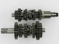 Коробка передач CG-250cc (в сборе)(112855)