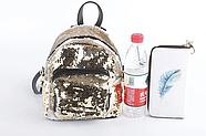 Рюкзак с пайетками для сублимации ЗОЛОТО, фото 3