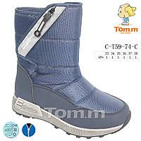 Детские термодутики Том М, с 33 по 38 размер, 6 пар