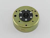 Магнит генератора 4т GY6-125/150cc (под 5+1 катушек)(112852)