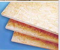 Древесная OSB плита влагостойкая 10 мм