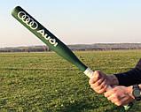Бейсбольная бита с надписью. Любые надписи. 9 цветов, фото 10