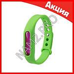 Браслет для отпугивания насекомых Wristband силиконовый, фото 7