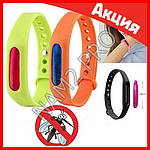 Браслет для отпугивания насекомых Wristband силиконовый, фото 9