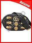 Поясная сумочка GG Marmont, женская, фото 4