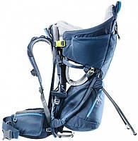 Рюкзак для переноски детей Deuter, синий, 18л