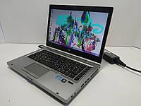 "14"" HP EliteBook 8460p \ i5 2520m 2.5-3.2, 2 видеокарты, 4 ГБ ОЗУ, 500 ГБ hdd\ Полностью настроен"