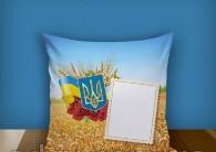 """Печать на подушке """"Ukraine"""""""