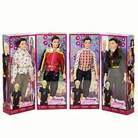8862 Кукла Кен друзья Барби, в коробке