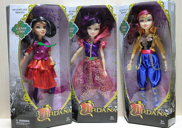 2117 Кукла Genie Chic в коробке, фото 2