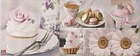 SOTE 20х50 (декор: квіти ромашки/тістечка/макаруни) 1 Macaroons