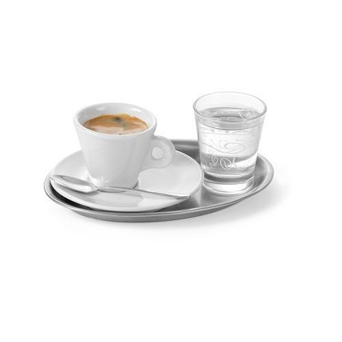 Поднос для сервировки кофе - овальный, 285x220 мм 405307 Hendi (Нидерланды)