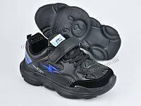 Кроссовки детские Violeta 200-61 black-blue (31-36) - купить оптом на 7км в одессе