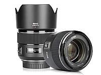 Объектив MEIKE MK-85 mm F/1.8 (с фокусным 85 мм)  для Canon - автофокусный