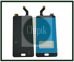 Дисплей для Meizu M6 Note, M721H с сенсорным экраном, черный