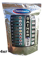 Gainer Mass - гейнер заводская упаковка 4 кг Польша